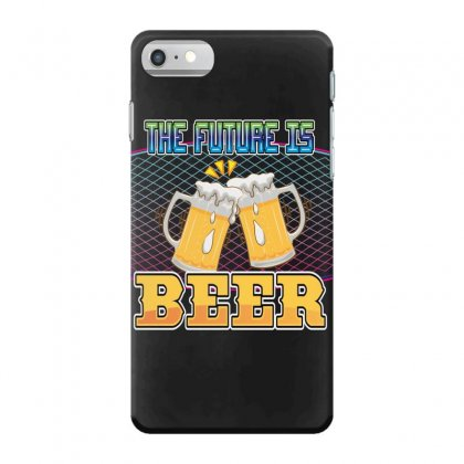 The Future Is Beer Iphone 7 Case Designed By Wizarts