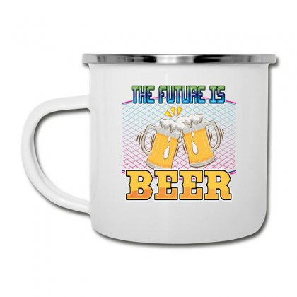 The Future Is Beer Camper Cup Designed By Wizarts