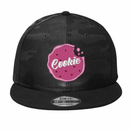 Cookie Camo Snapback Designed By Madhatter