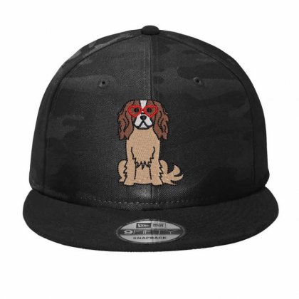 Dog In Love Camo Snapback Designed By Madhatter