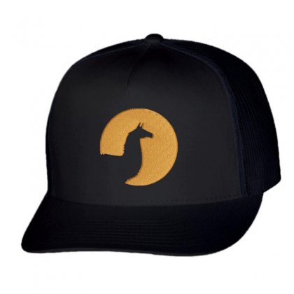 Camel Trucker Cap Designed By Madhatter