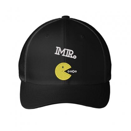 Imir Embroidered Mesh Cap Designed By Madhatter