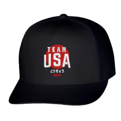 Team Usa 2020 Trucker Cap Designed By Madhatter