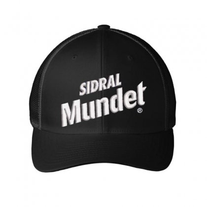 Sidral Mundet Embroidered Mesh Cap Designed By Madhatter