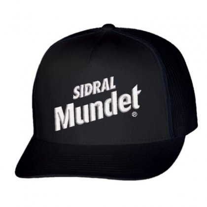 Sidral Mundet Trucker Cap Designed By Madhatter