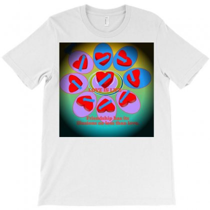 Love Is Life T-shirt Designed By Catly