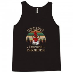 obsessive chicken disorder Tank Top | Artistshot