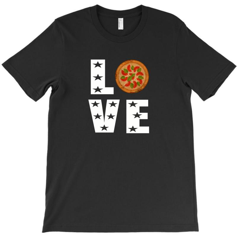Love Pizza T-shirt | Artistshot