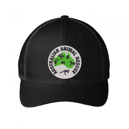 Australian Embroidered Mesh Cap Designed By Madhatter