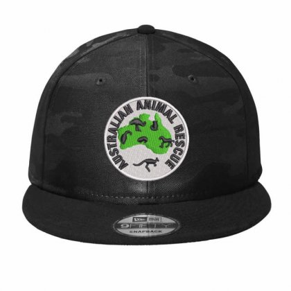 Australian Camo Snapback Designed By Madhatter