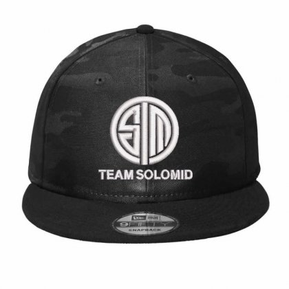 Team Solomid Camo Snapback Designed By Madhatter