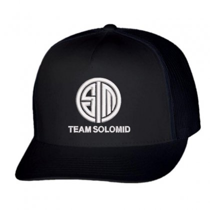 Team Solomid Trucker Cap Designed By Madhatter