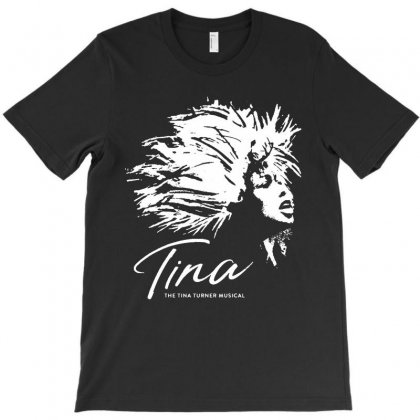 Cool The Tina Turner Musical T-shirt Designed By Sephia