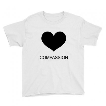 Compassion Youth Tee Designed By Moneyfuture17