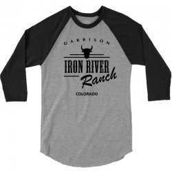 iron river ranch 3/4 Sleeve Shirt | Artistshot