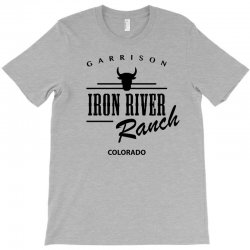 iron river ranch T-Shirt | Artistshot