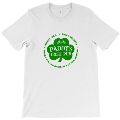 Paddy Irish Pub T-shirt Designed By Ahmadjufriyanto