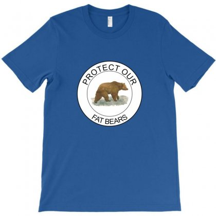 Protect Fat Bears T-shirt Designed By Ahmadjufriyanto