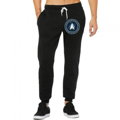 Space Force Logo Unisex Jogger Designed By Delicous