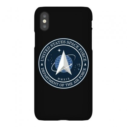 Space Force Logo Iphonex Case Designed By Delicous