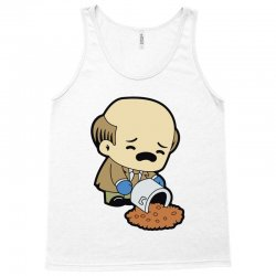 the office   kevin malone Tank Top | Artistshot