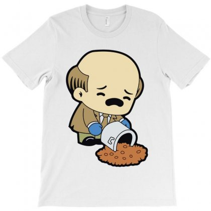 The Office   Kevin Malone T-shirt Designed By Delicous