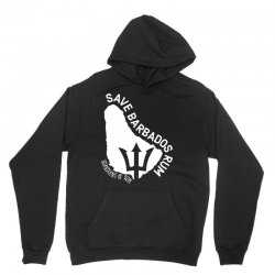the save barbados rum   white style Unisex Hoodie | Artistshot