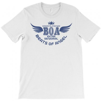 Experimental Streetwear Boa Extra Senzorial Beats Of Angel T-shirt Designed By Neset