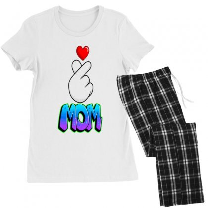 Love Mom Women's Pajamas Set Designed By Eko Setiawan