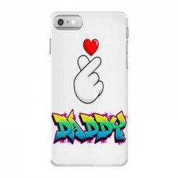 Love daddy iPhone 7 Case | Artistshot