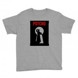 Psycho horror movies Youth Tee | Artistshot