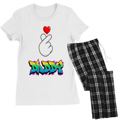 Love Daddy Women's Pajamas Set Designed By Eko Setiawan