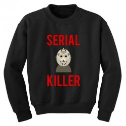 Serial killer horror Youth Sweatshirt | Artistshot
