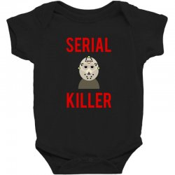 Serial killer horror Baby Bodysuit | Artistshot