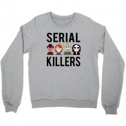 Serial killers Crewneck Sweatshirt | Artistshot