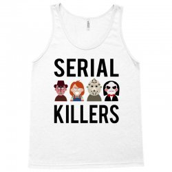 Serial killers Tank Top | Artistshot