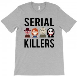 Serial killers T-Shirt | Artistshot