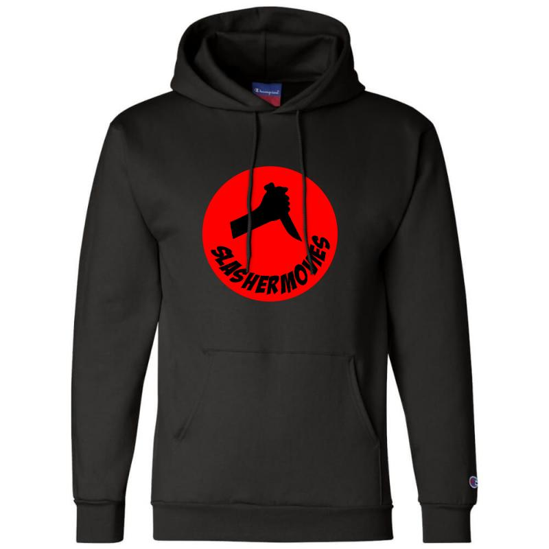 Slasher Movies Lover Champion Hoodie | Artistshot