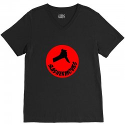 Slasher movies lover V-Neck Tee | Artistshot
