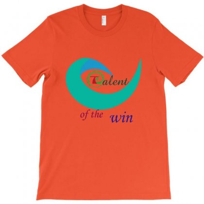 Talent Of The Win T-shirt Designed By Digital Kamal