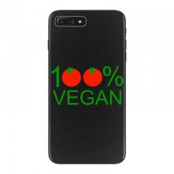 100% vegan iPhone 7 Plus Case | Artistshot