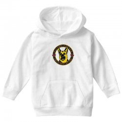 pitter patter lets get ater Youth Hoodie   Artistshot