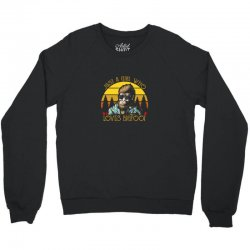 just a girl who loves bigfoot Crewneck Sweatshirt | Artistshot