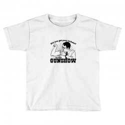 dwight schrute do you have your ticket to the gun show Toddler T-shirt | Artistshot