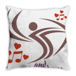 Thakurji abstract21 Throw Pillow | Artistshot