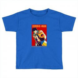 zombie man Toddler T-shirt | Artistshot