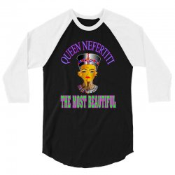 queen neafertiti t-shirt 3/4 Sleeve Shirt | Artistshot