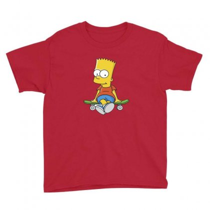 Simpson Youth Tee Designed By Trisna