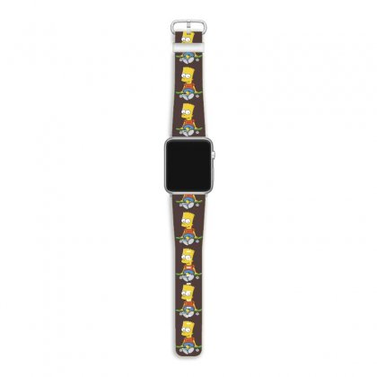 Simpson Apple Watch Band Designed By Trisna
