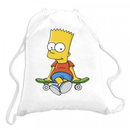 Simpson Drawstring Bags Designed By Trisna